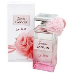 "Lanvin ""Jeanne Lanvin La Rose"" for women 100ml"
