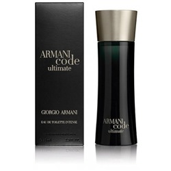 Giorgio Armani - Armani Code Ultimate for men 100ml